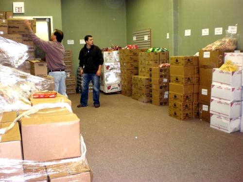 Angel Food Distribution Day