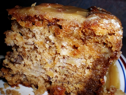 Apple Dapple Cake | Daysong Reflections