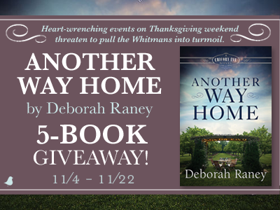 Another Way Home Giveaway