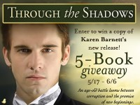 Through the Shadows Karen Barnett